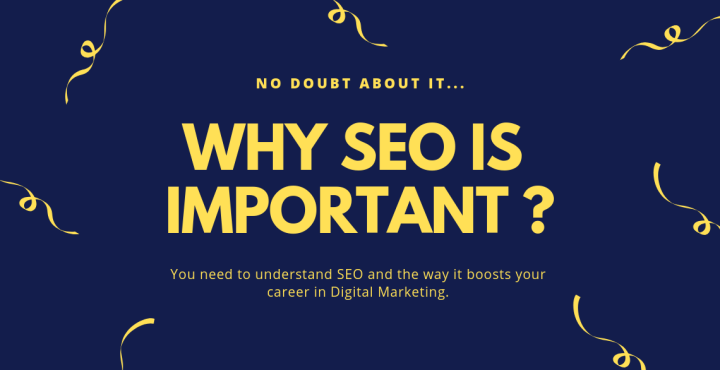 Why is SEO Important?