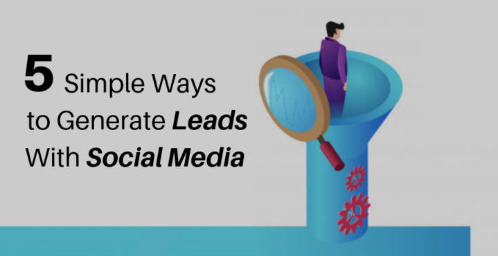 Lead Generation through Social Media