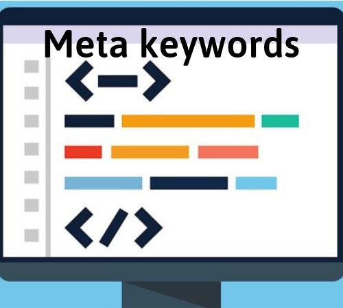meta-keyword