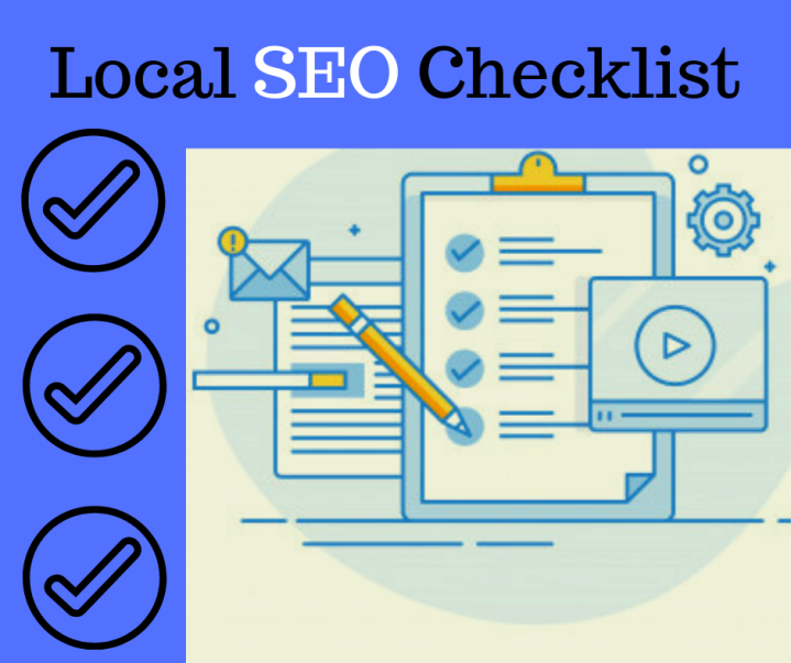 LOCAL SEO CHECKLIST FOR BUSINESSES