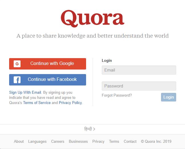 quora-login