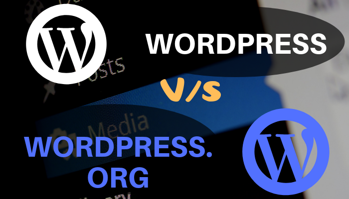 WordPress.com Vs. WordPress.org A Concise Comparison Guide