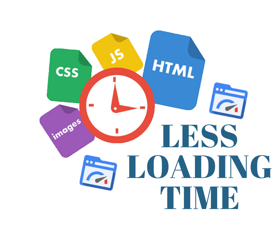 less-loading-time